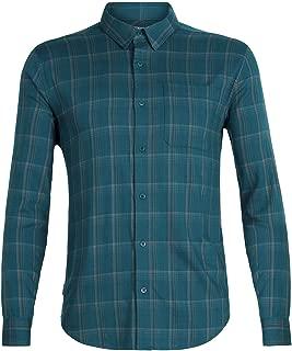 Compass Flannel Long-Sleeve Shirt - Men's