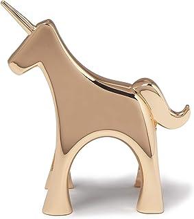 Umbra Anigram Unicorn, Copper Ring Holder