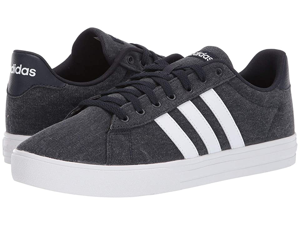 adidas Daily 2.0 (Legend Ink/Footwear White/Core Black) Men's Skate Shoes, Navy