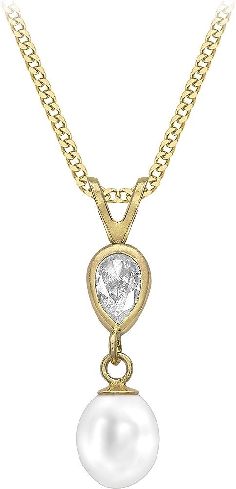 Carissima gold collana con ciondolo donna oro_giallo 1.46.4304