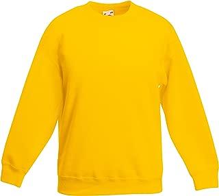 Kids Big Girls Classic 80/20 Set-in Sweatshirt