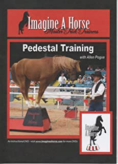Pedestal Training for Trick Horses