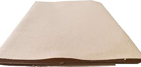 Campfrei Zelt Reparatur B/ügelstoff Sand Wasserdicht 34x12 cm Baumwolle Zeltstoff