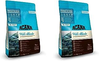 A ACANA 2 Bags of Wild Atlantic Grain-Free Dry Cat Food, 12 Ounces Each