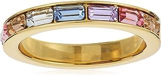 خاتم نحاسي مطلي بالذهب للنساء من اوليفيا بورتون -OBJRBR02A