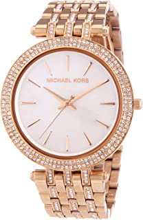 Michael Kors MK3220 39mm Rose Gold Steel Bracelet & Case Women's Watch
