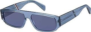 تومي هيلفغر نظارة شمسية للرجال - ازرق