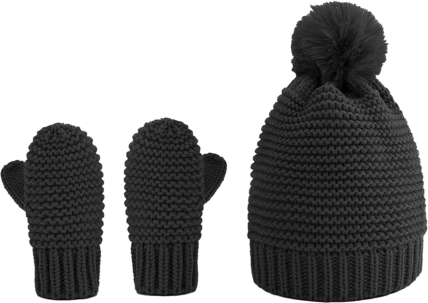 NCONCO latest 2 Ranking TOP17 PCS Toddler Baby Knit Beanie Scarf Winter Warm Hat Cap
