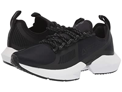 Reebok Sole Fury TS (Black/True Grey 7/White) Athletic Shoes