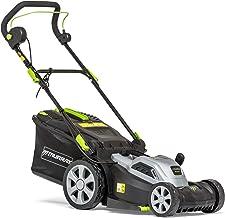 Murray 2691584 EC370 37 cm Electric Corded Lawn Mower, Push, 5 Years Warranty