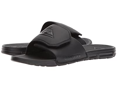 Quiksilver Shoreline Adjust (Solid Black 2) Men