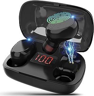 (2021 Nuevo modelo)Los nuevos audífonos bluetooth de Cheelom, audífonos para juegos de entretenimiento, IPX8 Impermeable y...