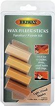 Briwax BWSWSLGT Vulstof Sticks Wax, Licht