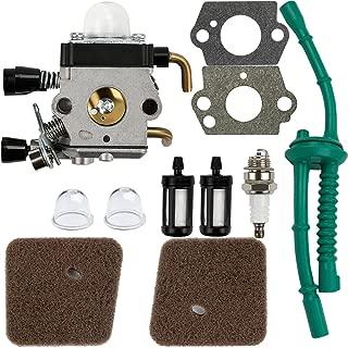 Dalom FS55R Carburetor Air Filter for STIHL FS55 KM55 FS46 FS45 FS38 FS55C FS55R FS55RC KM55C KM55R KM55RC String Trimmer Brushcutter