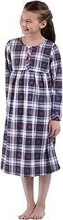 Best girls flannel nightgown Reviews