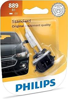 Philips 889 Standard Fog Bulb (Pack of 1)