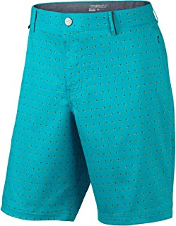 Men's Modern Fit Print Shorts