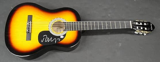 John Mellancamp Hand Signed Autograph Acoustic Guitar Rock Superstar GA862922