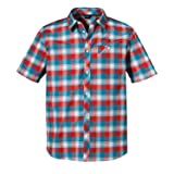 Schöffel Herren Hemd Shirt Bischofshofen3, Bluejay, XL_56, 22853