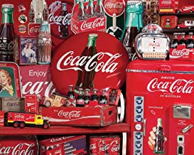 product image for Springbok 1500 Piece Jigsaw Puzzle Coca-Cola Memories