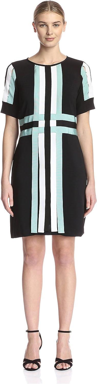 Beatrice B. Women's Ribbon Front Dress