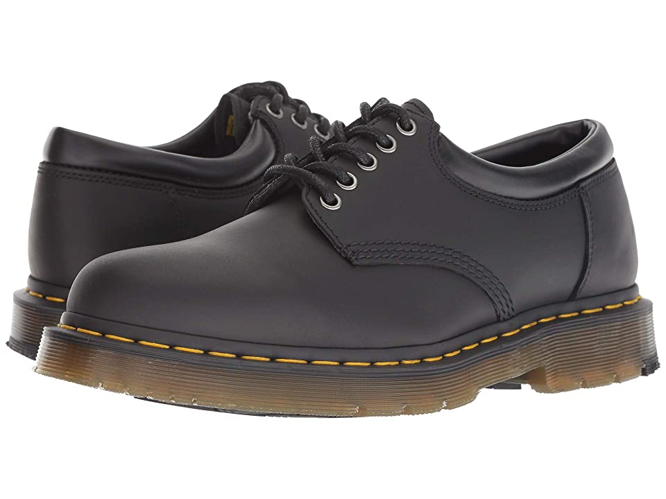 Dr. Martens 8053 Wintergrip (Black Snowplow Waterproof) Men