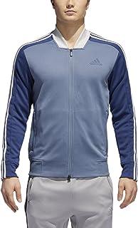 adidas Mens Adidas Men's Athletics Sport id Bomber Jacket F17AAM960-P