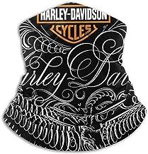 Harley Davidson Microfiber hals Warmer gezicht ski hals Gaiter gezicht sjaal buitensporten