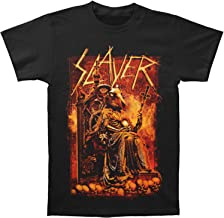 Slayer Reign In Blood RIB Goat Men's Black T-Shirt