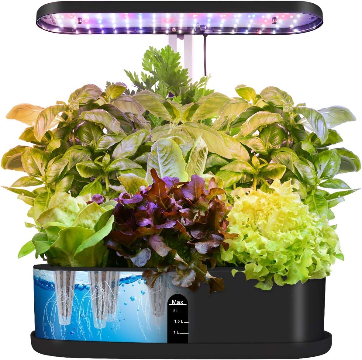 10 New York Mall Pods Hydroponics Growing System Herb Garden Indoor shopping Germinati