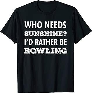 bowling gag gift ideas