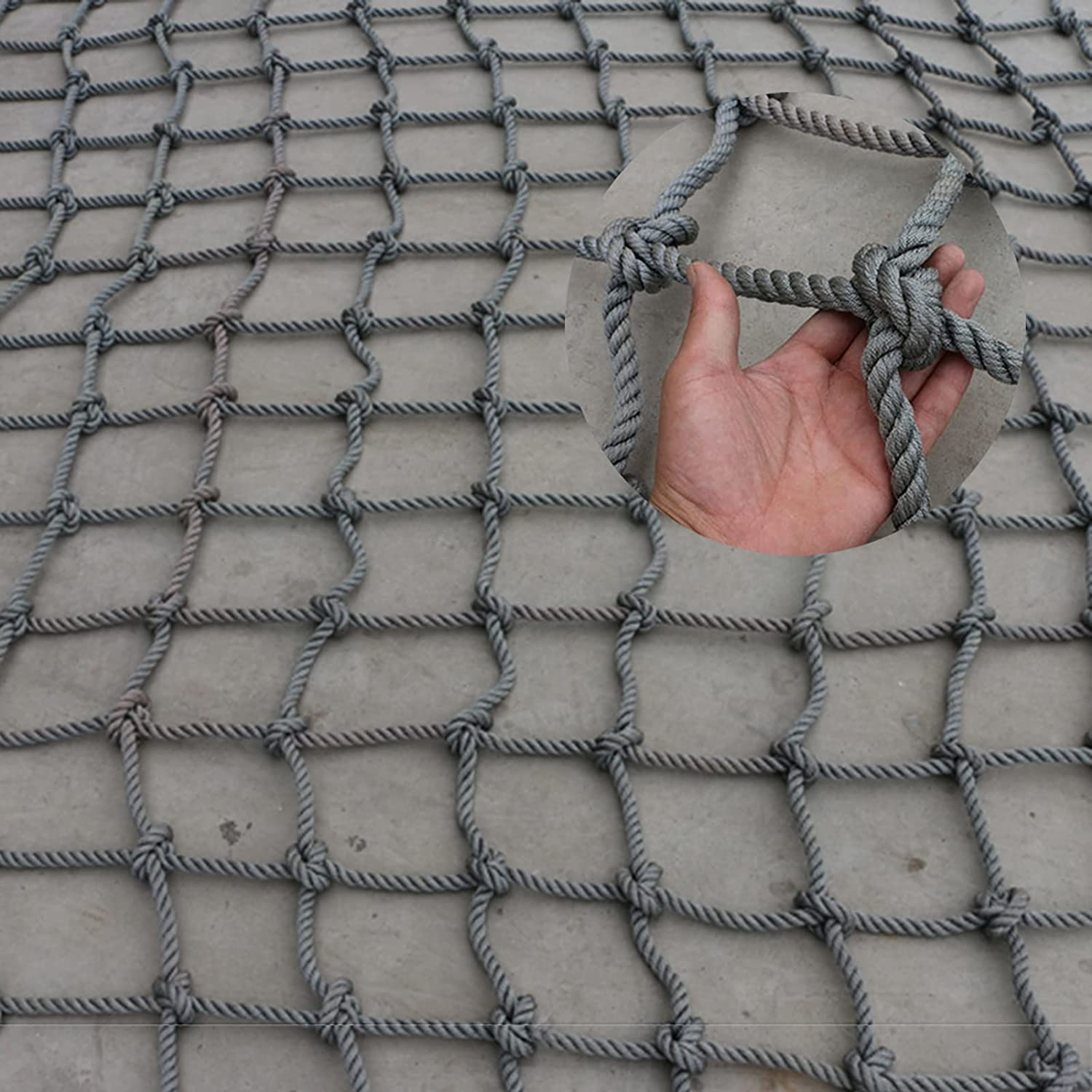 BNMY Climbing Net for Phoenix Mall Playground Kids Limited time trial price Rop Cargo