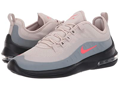 Nike Air Max Axis (Desert Sand/Bright Crimson/Black) Men