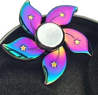 fidget spinner flower design