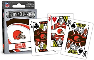 MasterPieces NFL Cleveland Browns Playing Cards