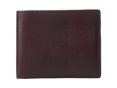 rag & bone Hampshire Billfold Wallet (Chianti) Wallet Handbags