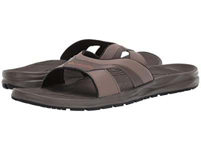 Columbia Wayfindertm Slide (Mud/Bright Copper) Men