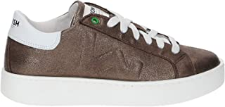 WOMSH Luxury Fashion Womens C290909SALV Brown Sneakers   Fall Winter 19