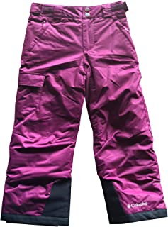 Columbia Youth Boys Artic Trip II Snow Pants Omni Heat Waterproof