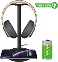 wireless headset charger