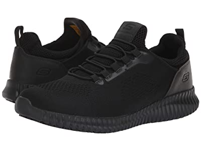 SKECHERS Work Cessnock (Black) Men