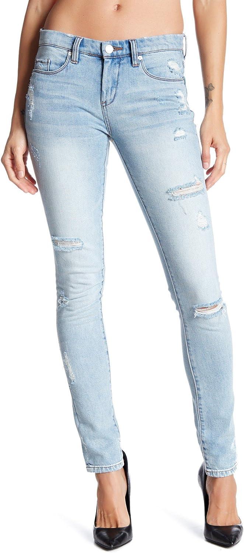 [BLANKNYC] Denim Distressed Skinny Jean, Secret Box, 31