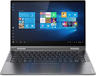 "Lenovo Yoga C740 - Portátil convertible 14"" FullHD (Intel Core i7-10510U, 8GB RAM, 512GB SSD, Intel UHD Graphics, Windows1..."