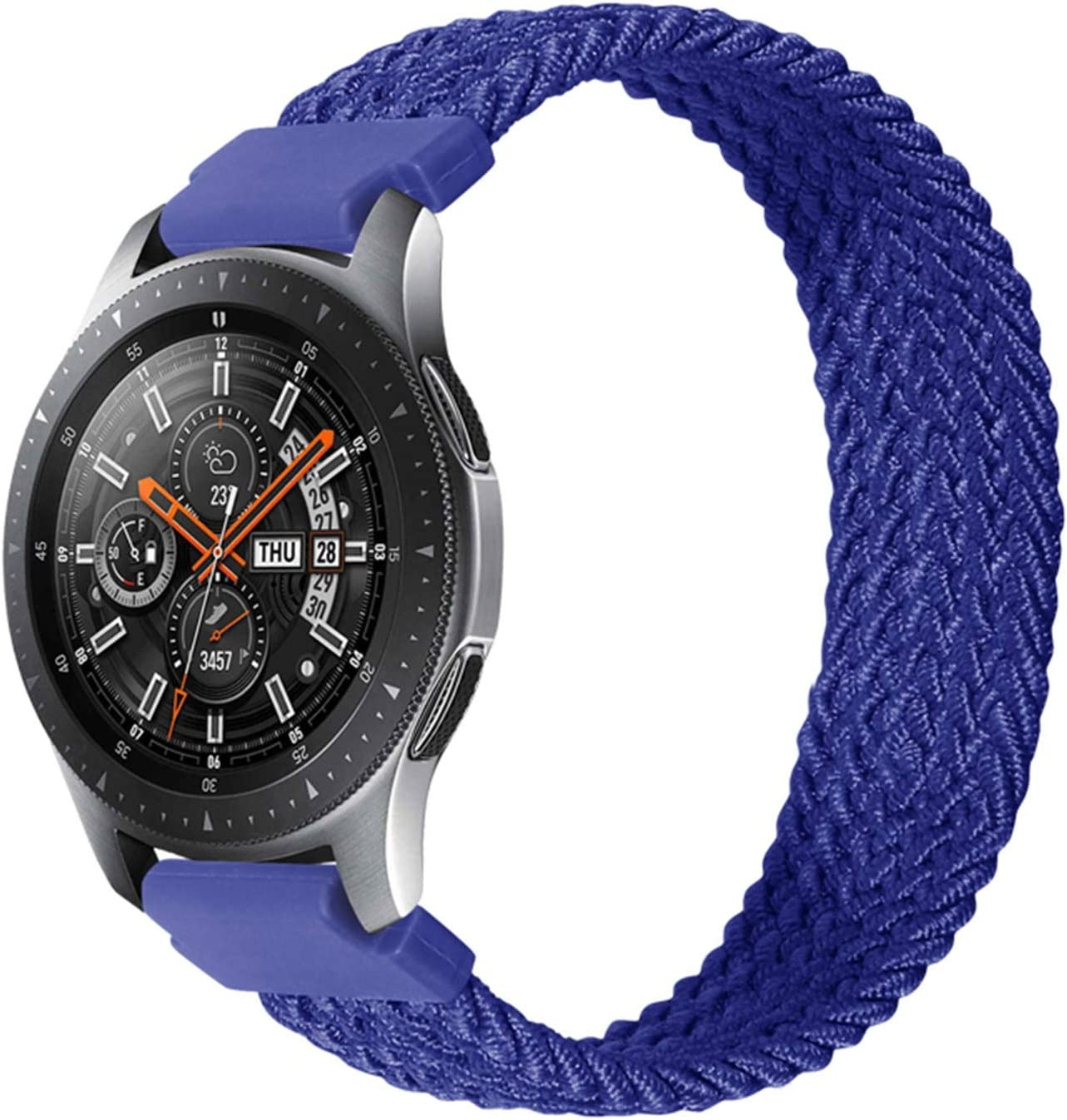 LJSKAFF 22mm 20mm Solo Loop Watch Department store for Strap Band Galaxy Max 88% OFF Samsung