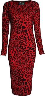 68b4aaf635 Amazon.com: Animal Print - Cocktail / Dresses: Clothing, Shoes & Jewelry