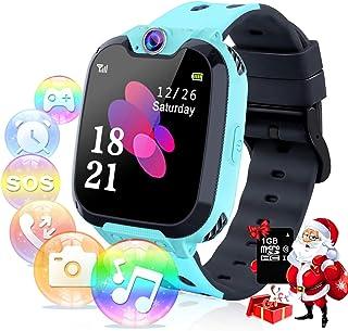 Relojes para Niños - Música Smartwatch para Niños Niña