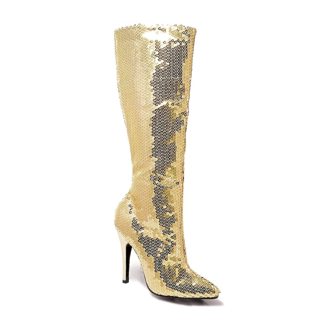 不毛保守的コーラス[エリーシューズ] Women 's 511-tin Boot カラー: ブラック