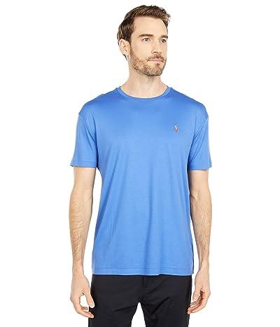 Polo Ralph Lauren Classic Fit Soft Cotton T-Shirt (Indigo Sky) Men