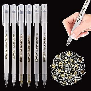 tinta turquesa 3 X Pentel Energel Ener Gel 0.7 mm Silver Body Rollerball Pluma