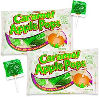 Tootsie Pops ~Caramel Apple Pops~ Limited Edition (2 Packs)